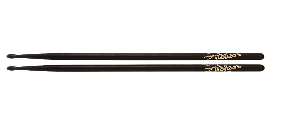 Zildjian 5B Black Drumsticks