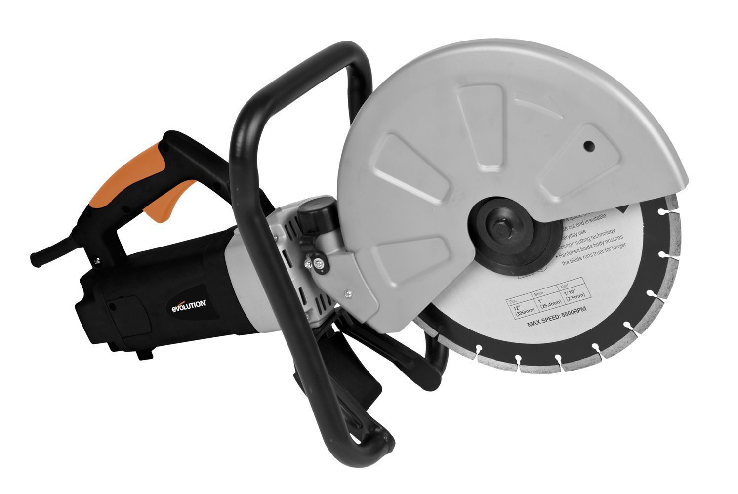 Evolution Electric Disc Cutter