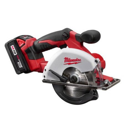 "Milwaukee 5-3/8"" Metal Saw"
