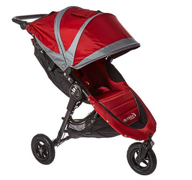 Baby Jogger 2014 City Mini GT Single Stroller – All Terrain Stroller Available in 5 Color Choices