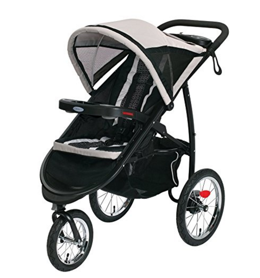 Graco FastAction Click Connect Stroller