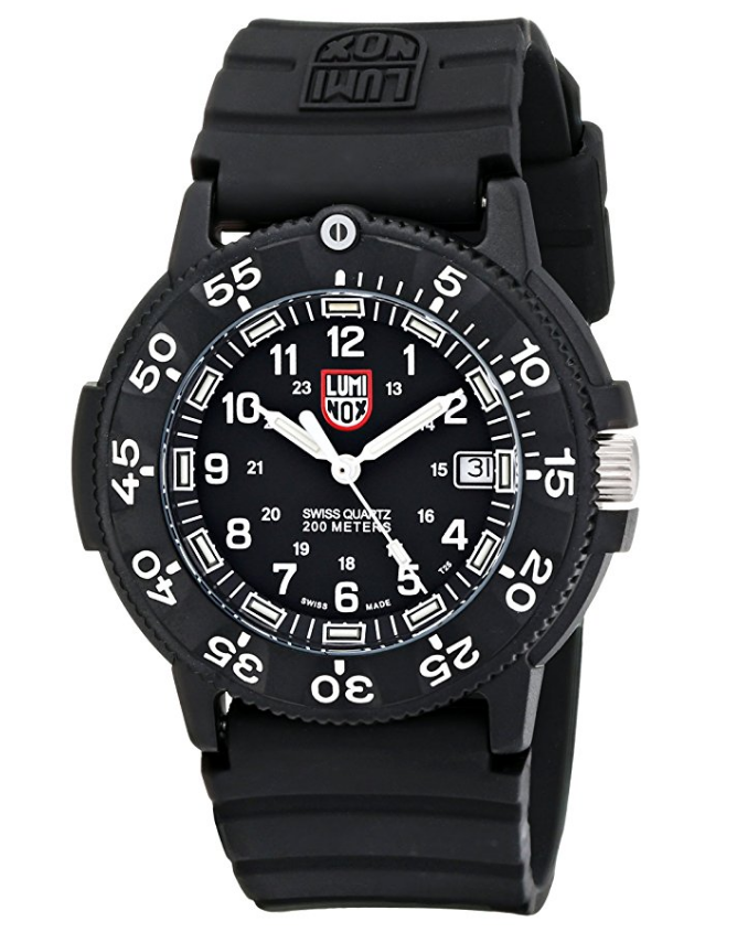 Luminox Navy Seal Dive Watch