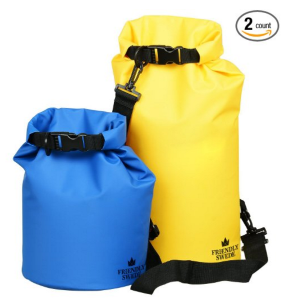 The Friendly Swede Lightweight Dry Bag