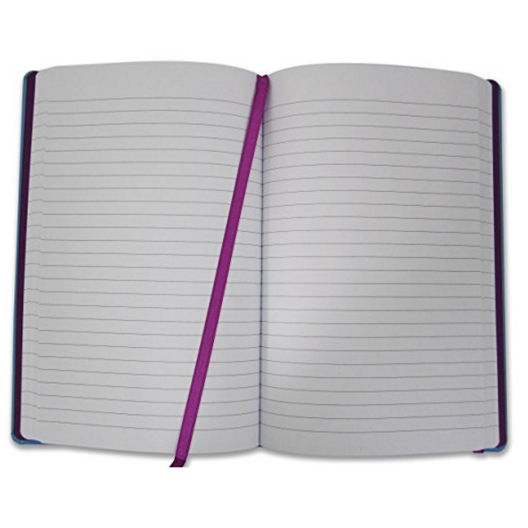 BookFactory Lined Journal Notebook