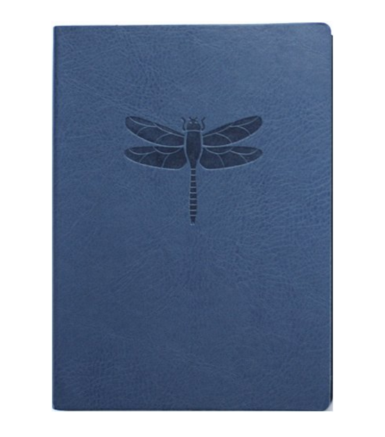 Eccolo Embossed Dragonfly Journal