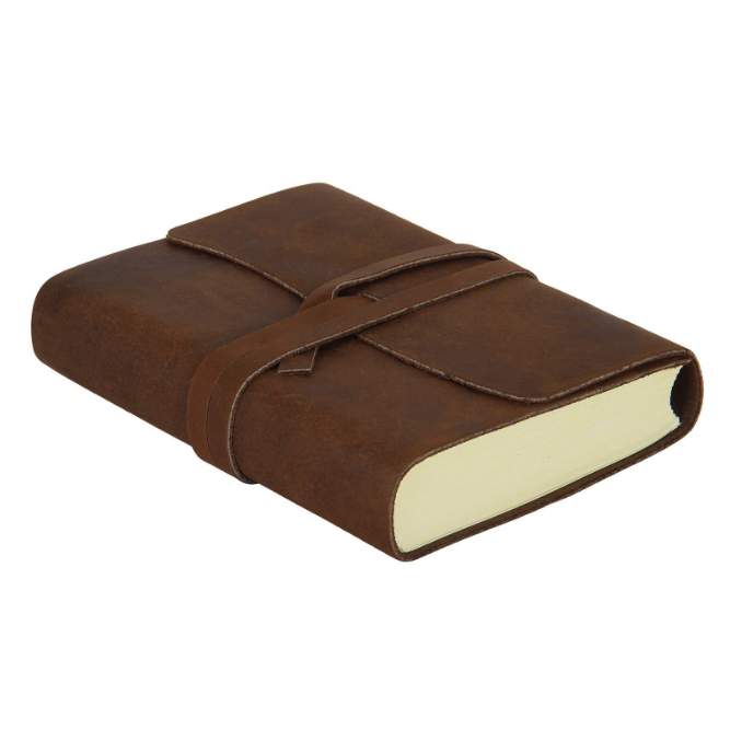 RusticTown Vintage Leather Journal