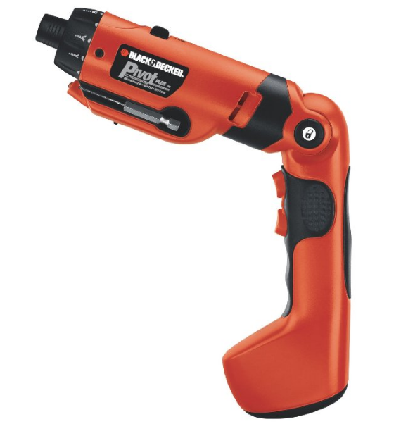 Black & Decker PivotPlus Electric Screwdriver