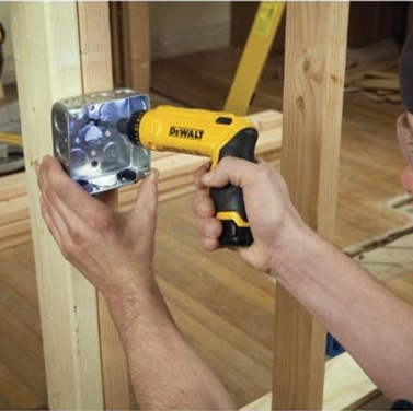 DeWalt Gyroscopic Screwdriver Kit