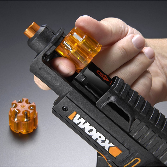 WORX Semi-Automatic Power Screw Driver