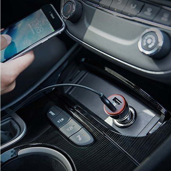 Anker PowerDrive 2 USB Car Charger
