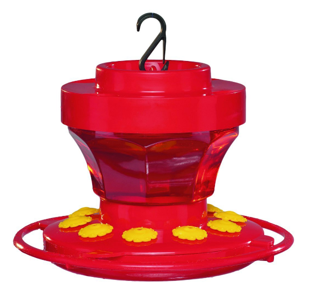 First Nature Bird Flower Feeder