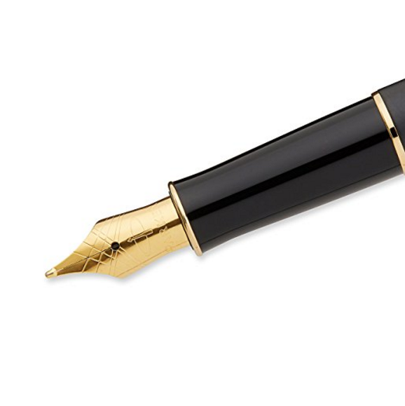 Parker Sonnet Fountain Pen with Black Ink