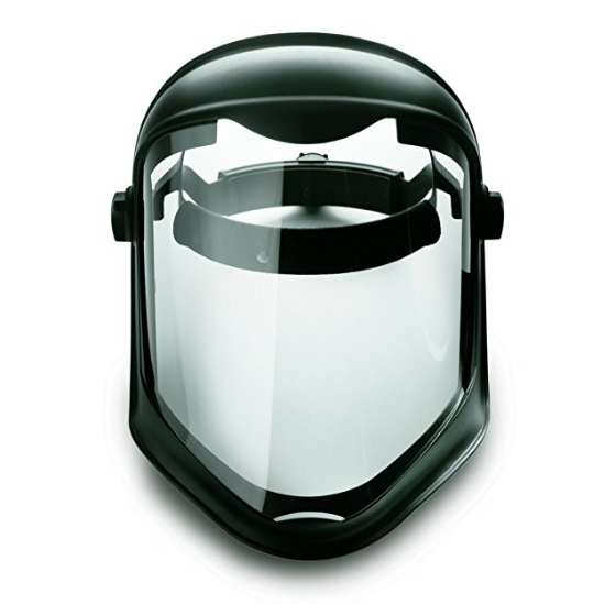 Uvex Bionic Clear Face Shield