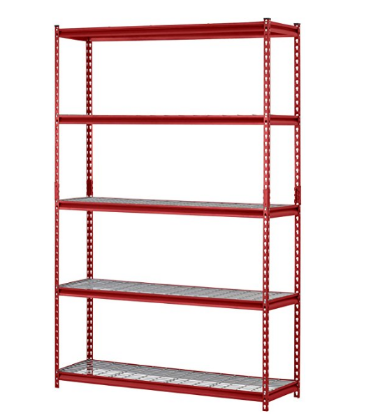 Muscle Rack 5-Shelf Steel Shelving