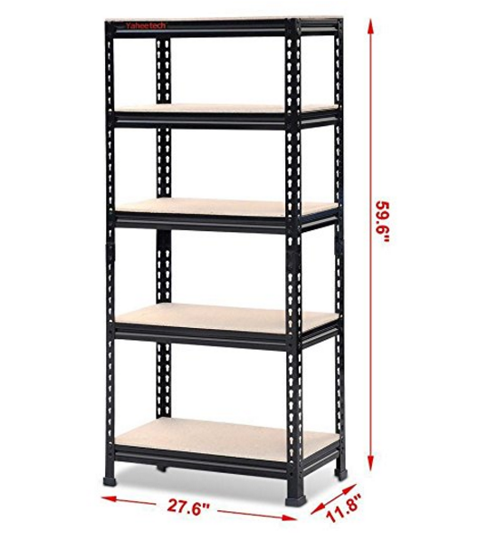 World Pride 5 Tier Storage Rack