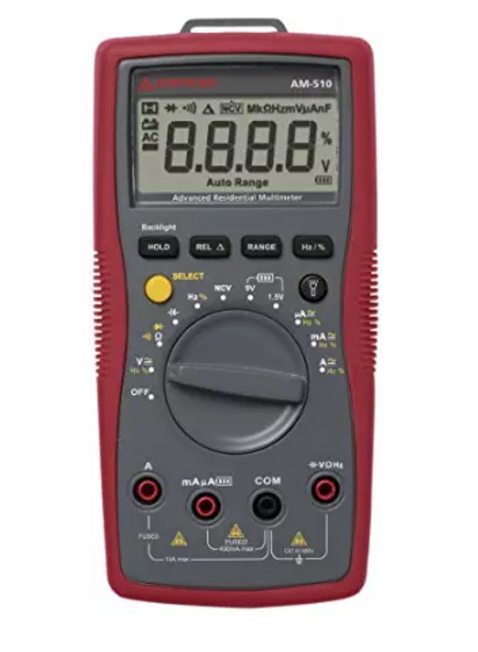 Amprobe Electrical Contractor Multimeter