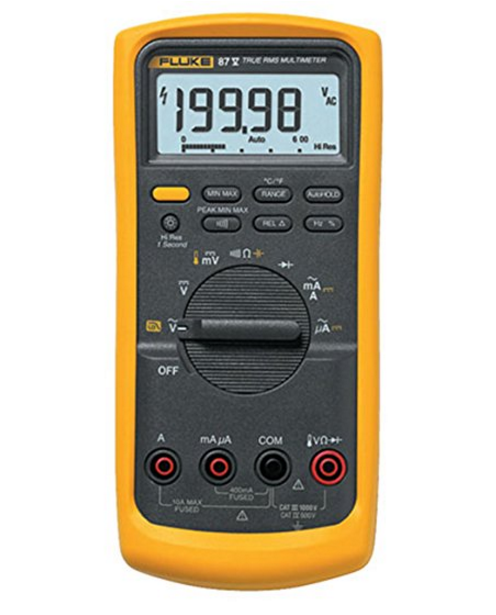 Fluke Industrial Multimeter