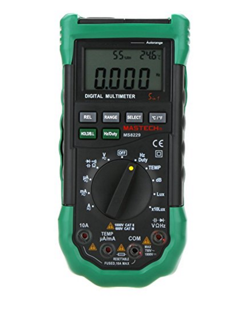Mastech Digital Multimeter
