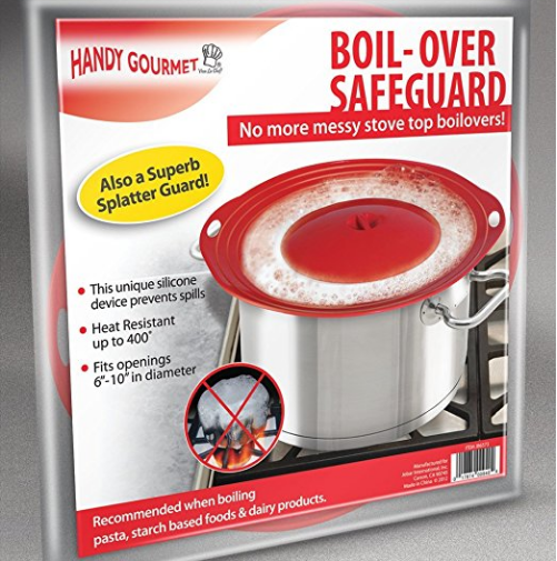 Jobar International Handy Gourmet Boil-Over Safeguard
