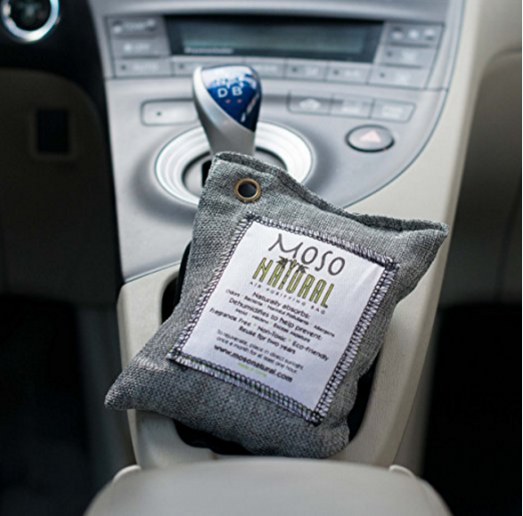 Moso Natural Bag 200g Car Air Purifier