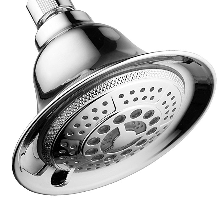 DreamSpa LED Shower Head with Temperature Control