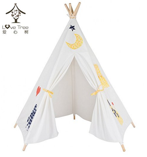 Love Tree Outdoor Indian Teepee Tent