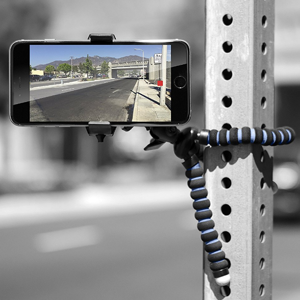 ChargerCity Flexible Tripod Periscope Selfie Kit