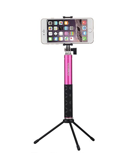 Foneso Extendable Selfie Stick and Tripod