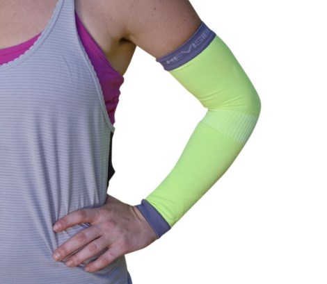 BeVisible Sports Arm Compression Sleeves