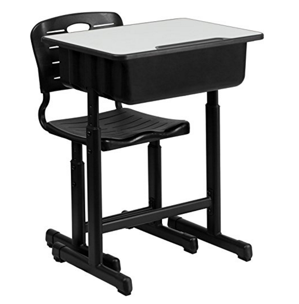 Flash Furniture Adjustable Student Desk