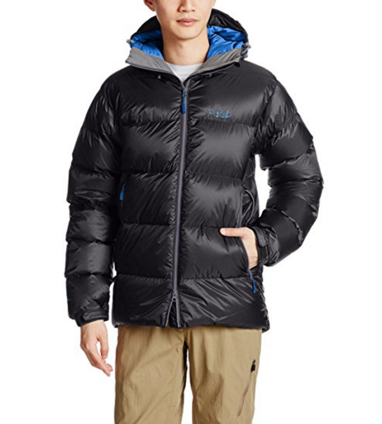 Rab Men's Neutrino Endurance Down Jacket – Available in 11 Colors & 7 Sizes