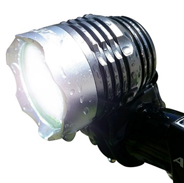 Bright Eyes 1200 Lumen Road Bike Headlight