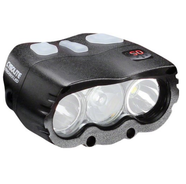 Cygolite TridenX 1300 Xtra OSP Bike Light