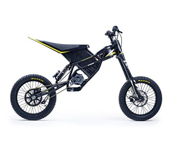 Kuberg Freerider Dirt Bike