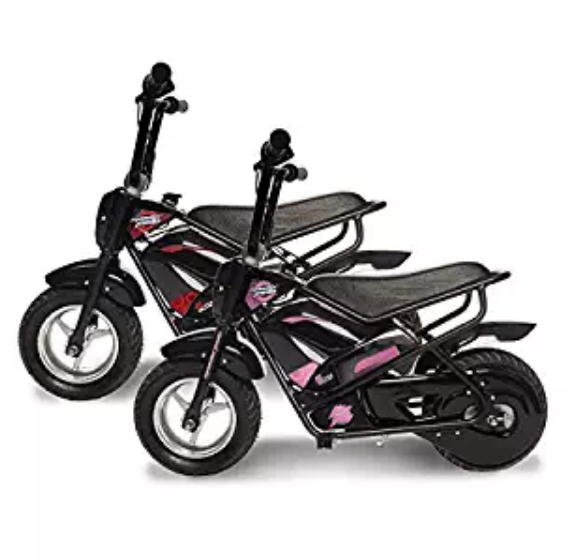 Monster Moto Classic Electric Mini Bike