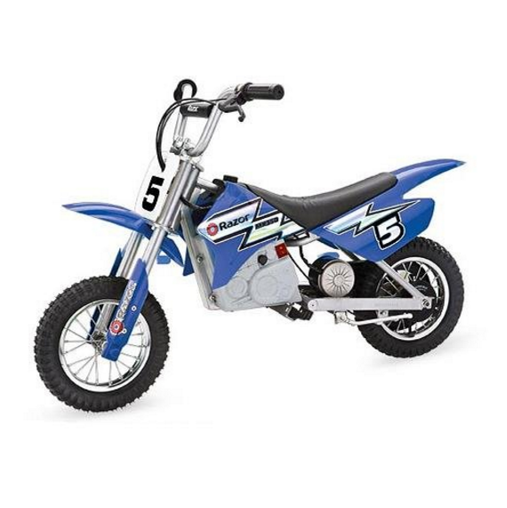 Razor Dirt Rocket Electric Motocross Bike – Available in 2 Colors