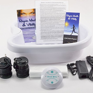 ION Balance Ionic Detox Foot Spa Cleanse