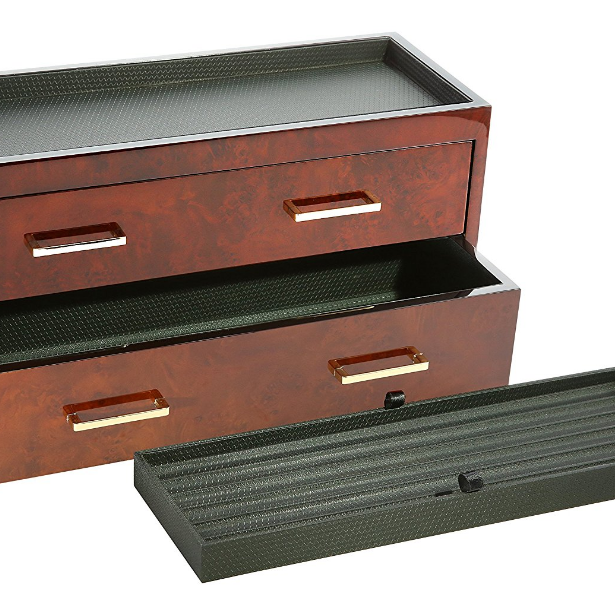 WOLF Meridian Two Drawer Valet Tray
