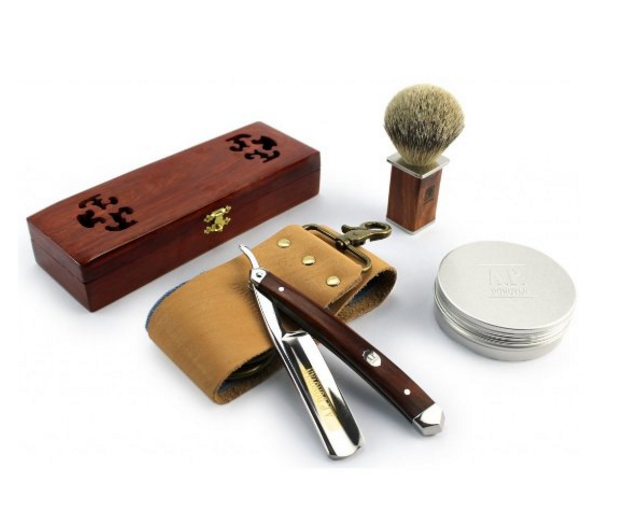 A.P. Donovan Straight Razor Set
