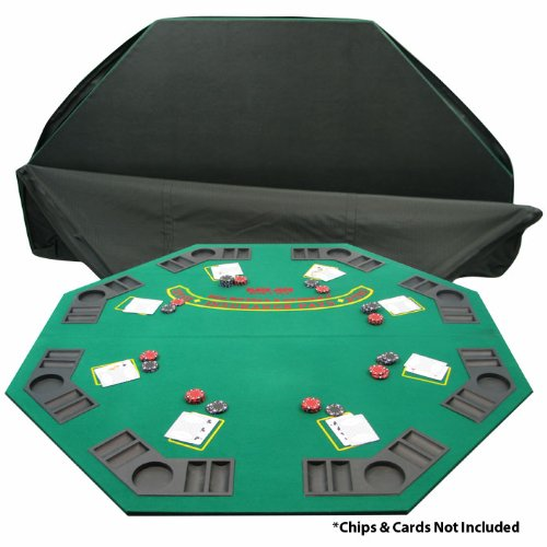 Trademark Poker Deluxe Poker & Blackjack Table