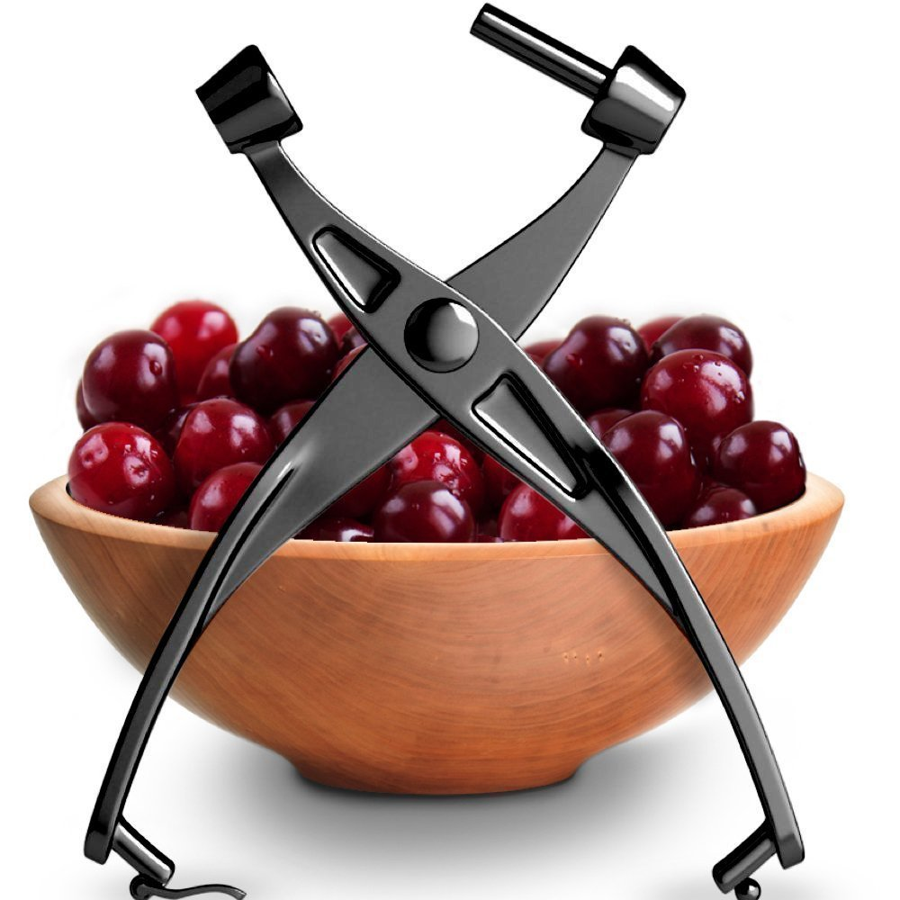 YouTensils Cherry and Olive Pitter