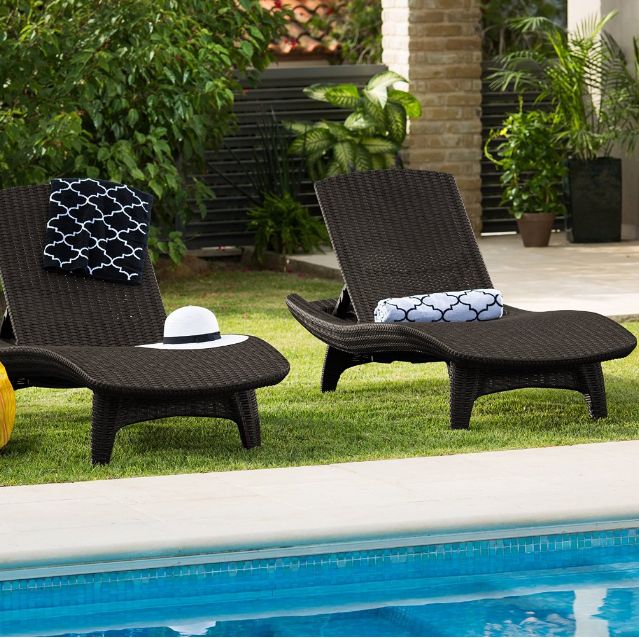 Keter Pacific Sun Lounger