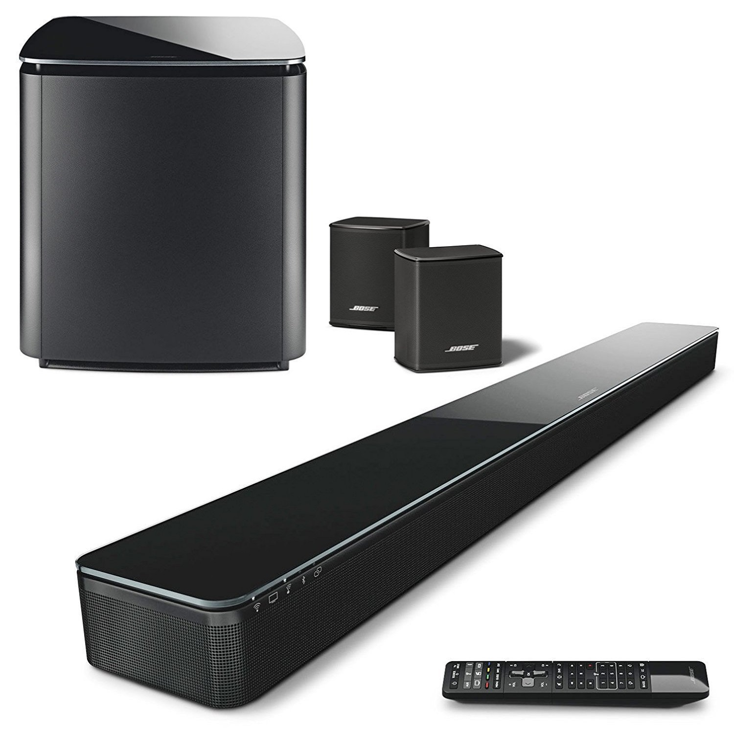 Bose 5.1 Surround Sound Home Theater Bundle