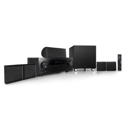 Pioneer 5.1-Channel Home Theater Package