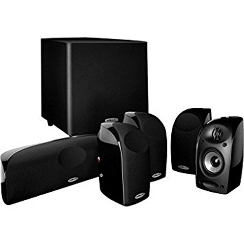 Polk Audio 6-piece Home Theater System