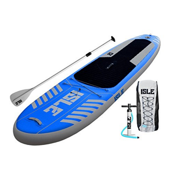ISLE Surf and SUP Inflatable Paddle Board