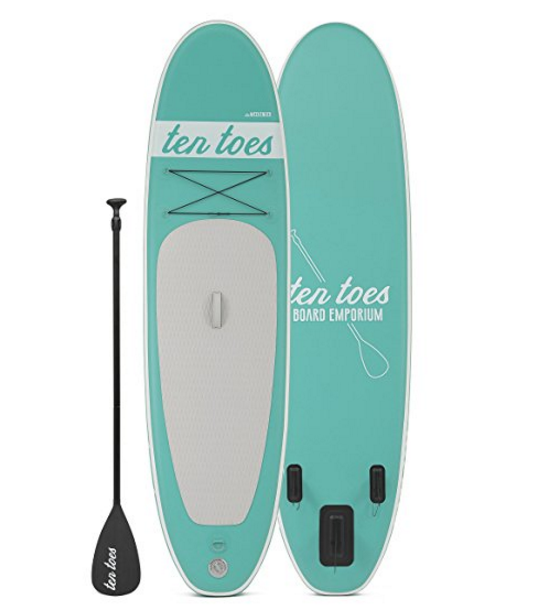Ten Toes Weekender Stand Up Paddleboard