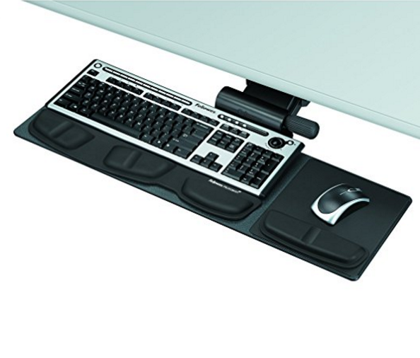 Fellowes Professional Series Keyboard Tray