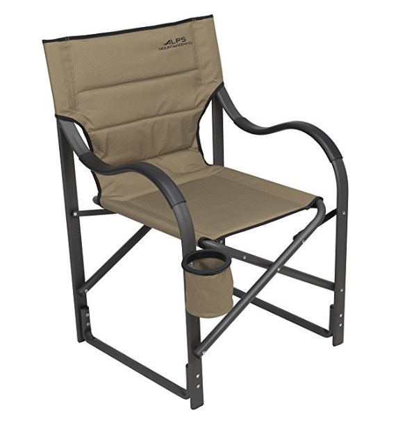 ALPS Mountaineering Camp Chair with Tall Back – Available in 3 Colors