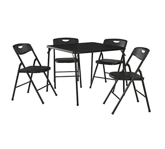 Cosco Folding Table and Chair Set